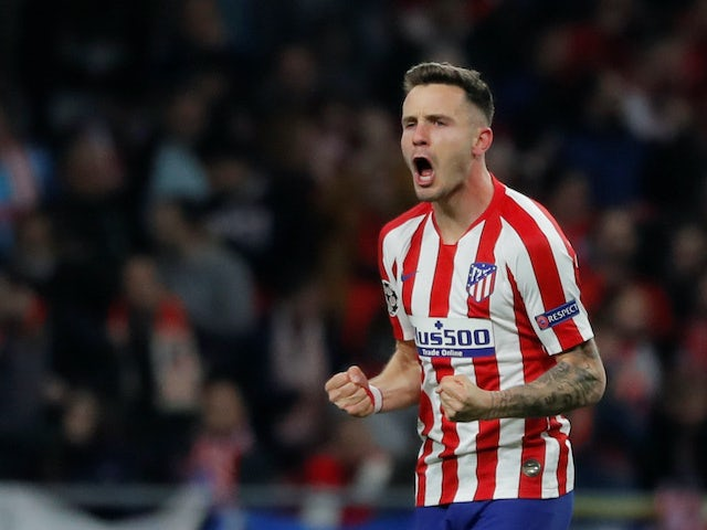 Barcelona to rival Man United, Man City for Saul Niguez?