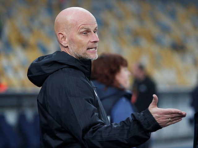 Copenhagen boss Stale Solbakken on October 24, 2019