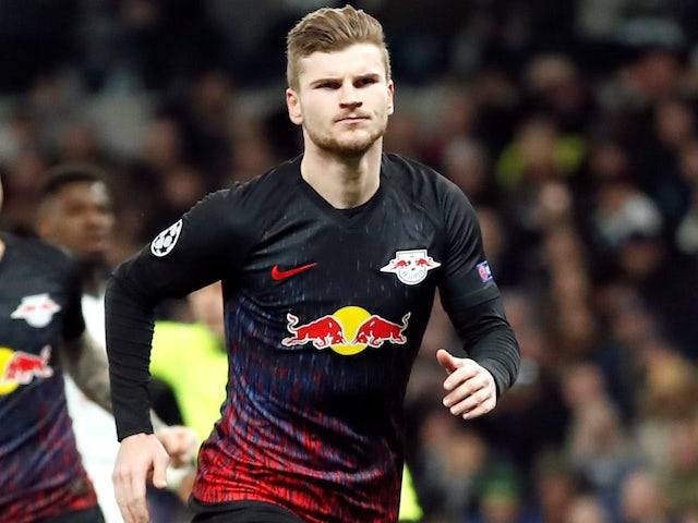 Barcelona Scouting Rb Leipzig Trio Werner Upamecano Angelino Sports Mole