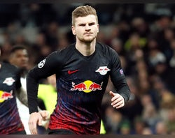 Liverpool 'put Timo Werner move on hold'