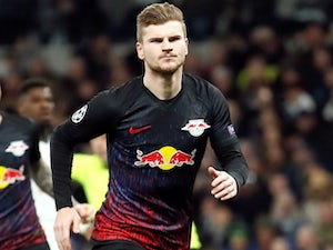Liverpool target Werner 'available for £25m'