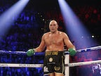 Tyson Fury reveals he has been offered Mike Tyson comeback fight