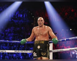 "Tyson Fury: ""The king has returned to the top"""