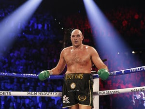 "Anthony Joshua: Tyson Fury ""should be looking to retire soon"""