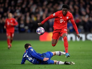 United missed out on Alphonso Davies?