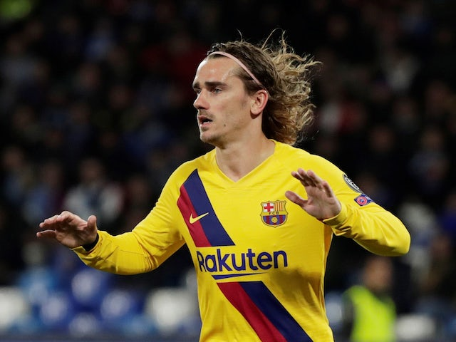 Barcelona 'make decision on Antoine Griezmann future'