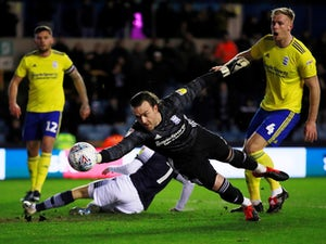 Lee Camp earns Birmingham goalless draw against Millwall