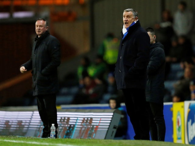 Tony Mowbray frustrated by Blackburn goalless draw at home to Stoke