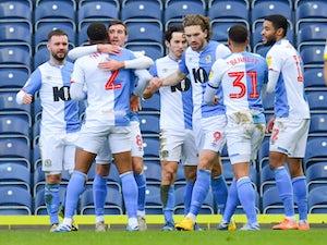 Bradley Johnson rescues last-gasp point for Blackburn against Swansea