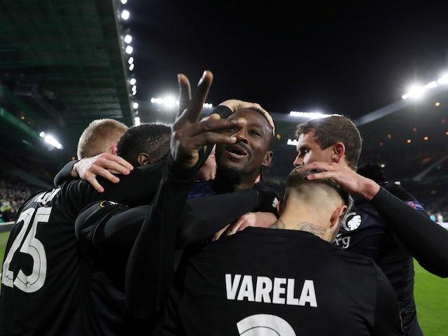 Result: Celtic crash out of Europa League after late collapse against Copenhagen