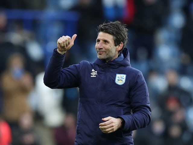 Danny Cowley Huddersfield Will Not Get Carried Away After