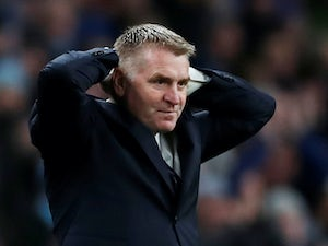 Dean Smith: 'Aston Villa running out of time to avoid relegation'