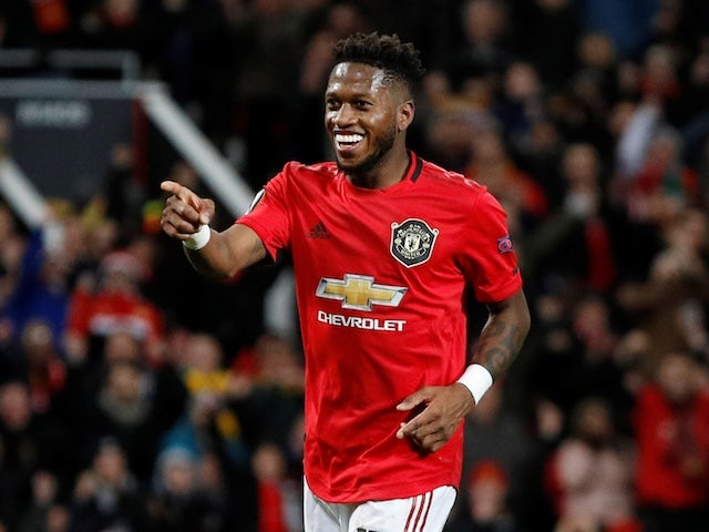 Fred dismisses reports of Man Utd exit