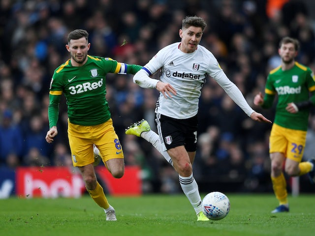 Result: Fulham battle past Preston to keep up pressure on top two