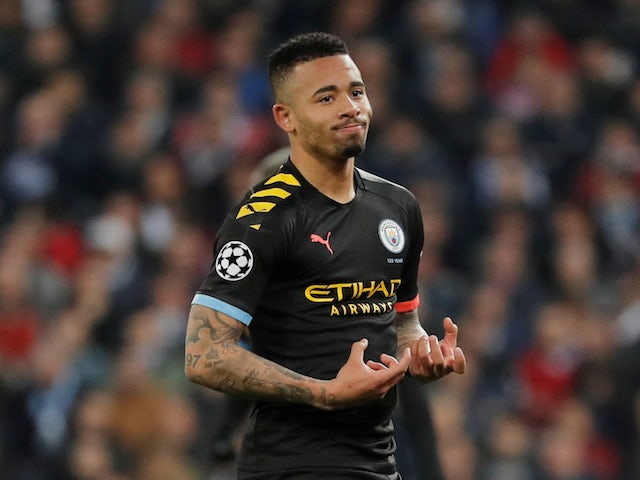 Gabriel Jesus 'in line for new bumper Man City deal'