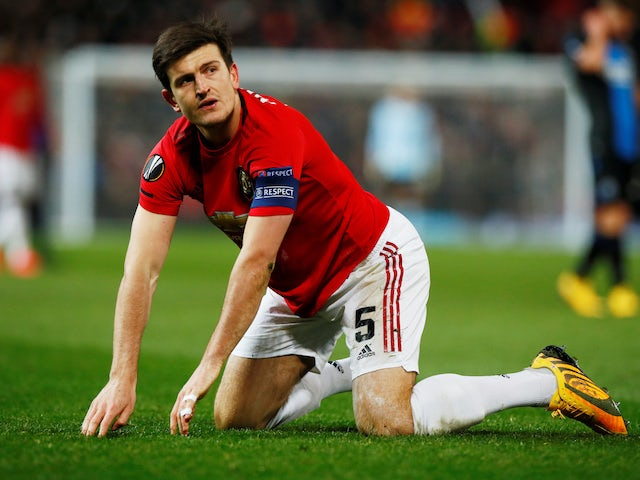Man Utd's Harry Maguire to spend Friday night in jail