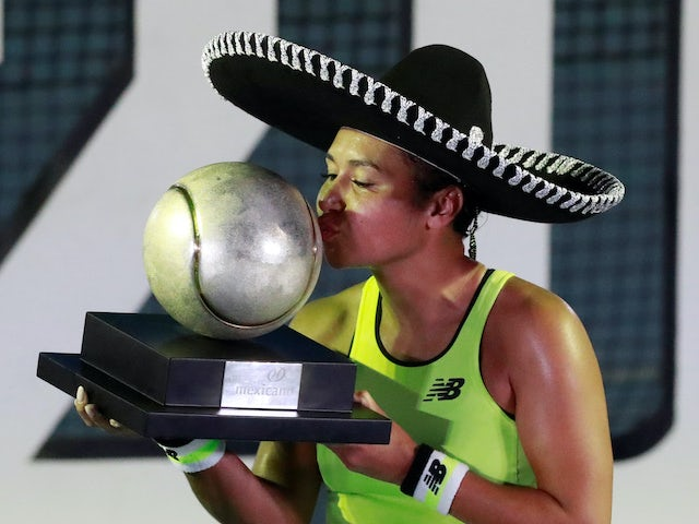 Result: Heather Watson claims Mexican Open title