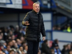 Portsmouth boss Kenny Jackett pictured on January 28, 2020