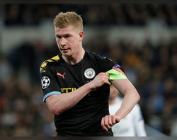 Kevin De Bruyne 'has no plans to leave Man City'