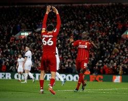 Liverpool equal record winning run despite West Ham scares