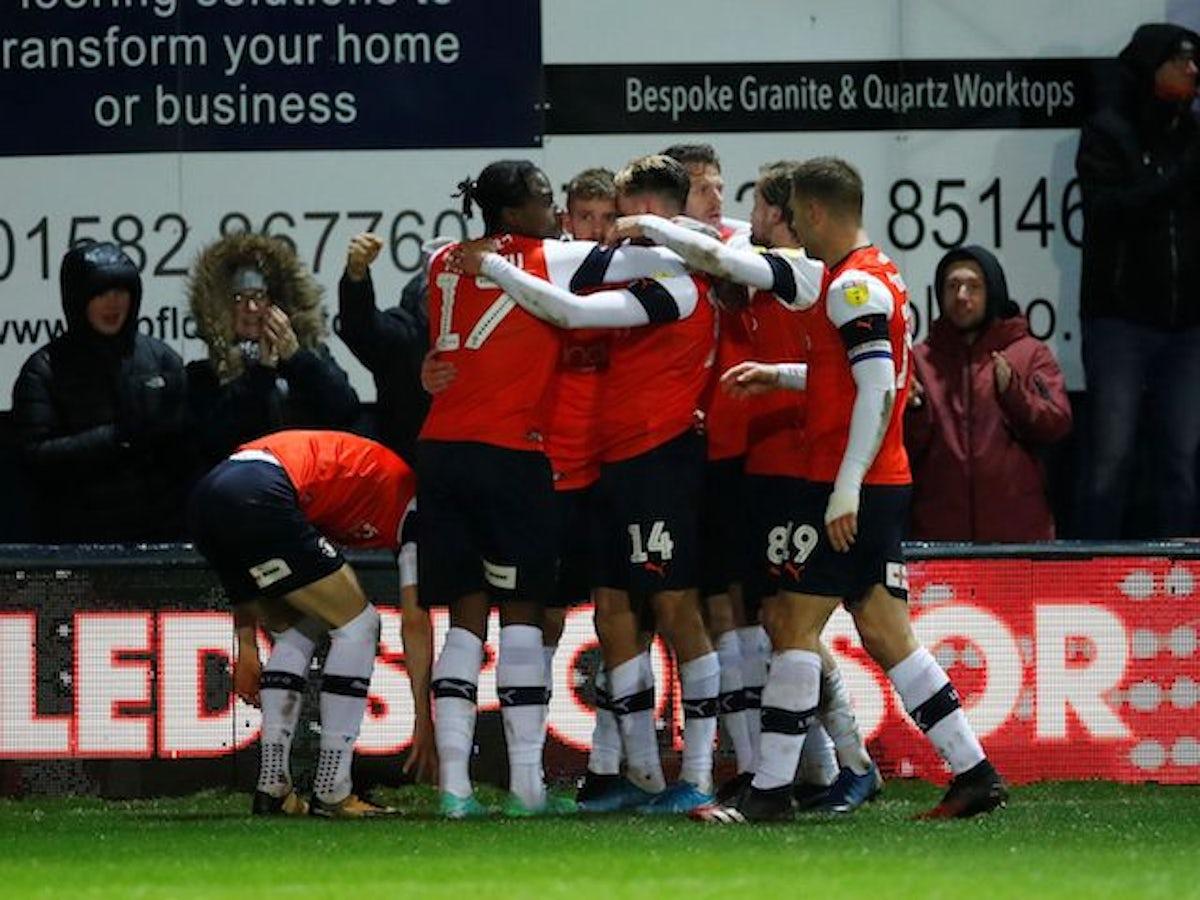 Preview Luton Town Vs Preston North End Prediction Team News Lineups Sports Mole