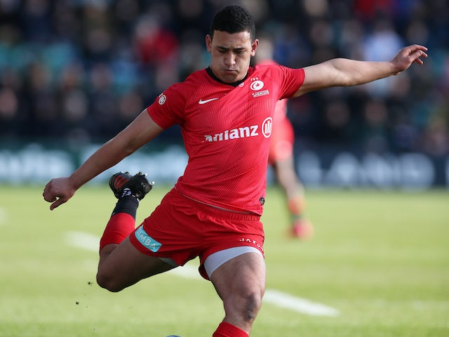 Manu Vunipola praised by Mark McCall ahead of huge Champions Cup tie