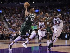 NBA roundup: Milwaukee Bucks make statement with Toronto Raptors win