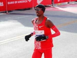 "Coronavirus latest: Sir Mo Farah ""glad"" Tokyo Olympics have been postponed"