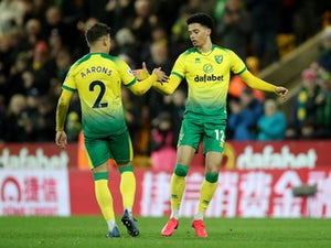 How Norwich could line up for their first game back