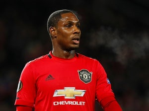 Ighalo names three teammates who have helped him settle at Man Utd