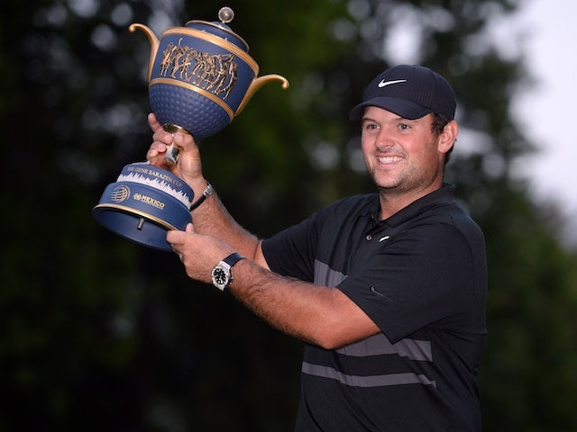 Patrick Reed vows to