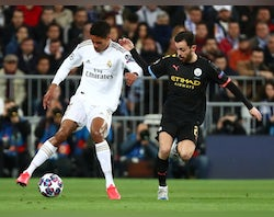 Real Madrid 1-2 Manchester City - as it happened