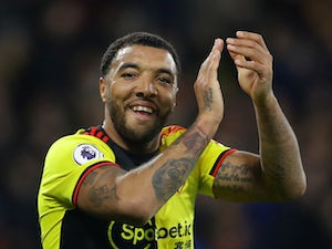 "Troy Deeney reveals Watford targeted ""weaker"" Lovren"