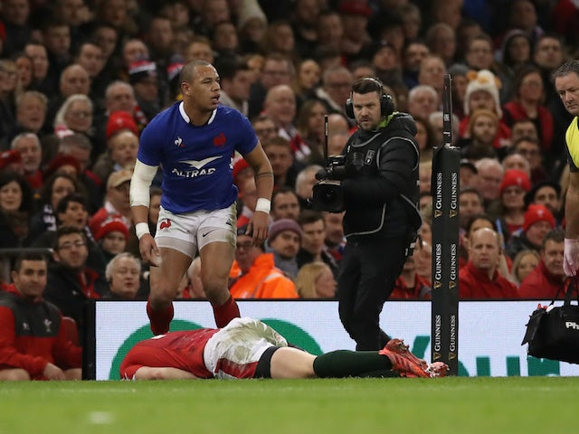 Stephen Jones insists George North will not be rushed back from concussion