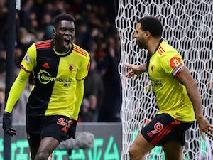 Ismaila Sarr stars as brilliant Watford shatter Liverpool's Invincible bid