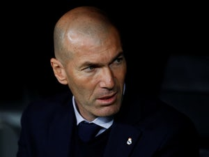 Zidane denies approaches from Juventus, France