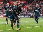 """Steve Bruce """"delighted"""" for Newcastle match-winner Allan Saint-Maximin"""