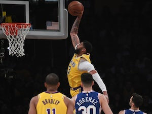 NBA roundup: Anthony Davis inspires Lakers to victory over Blazers