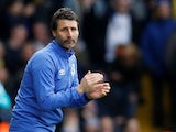 Huddersfield Town boss Danny Cowley on March 7, 2020