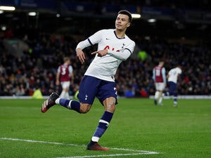 Dele Alli rescues point for Tottenham as winless run continues