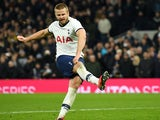 Eric Dier in action for Spurs on March 4, 2020