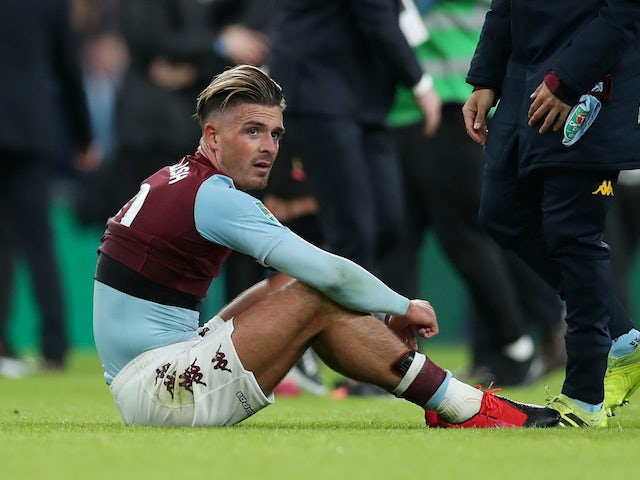 Merson: 'Grealish will 100% leave Villa if club are relegated'