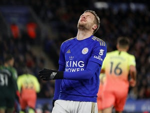 Team News: Jamie Vardy still out for Leicester