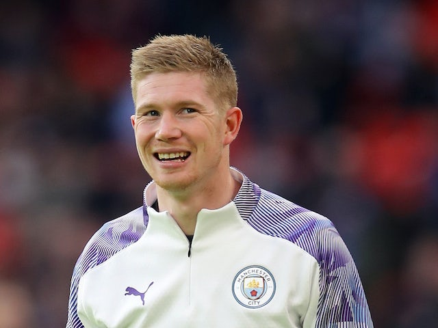 Kevin De Bruyne 'weighing up Manchester City exit'