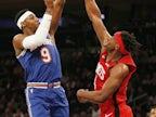 NBA roundup: RJ Barrett leads New York Knicks to surprise win over Houston Rockets