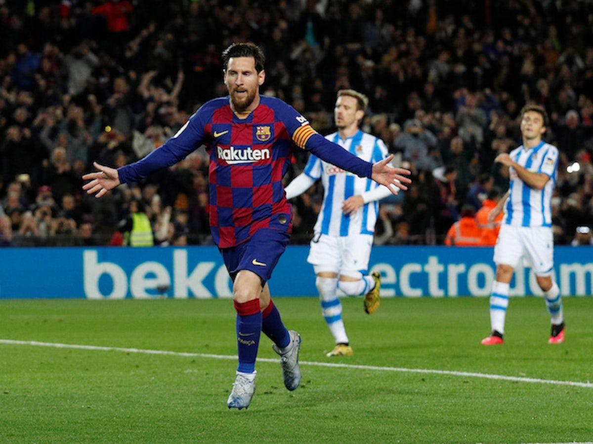 Fifa 20 La Liga Team Of The Season Who Stands Out Sports Mole