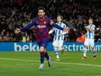 Result: Lionel Messi rescues late win to send Barcelona back top
