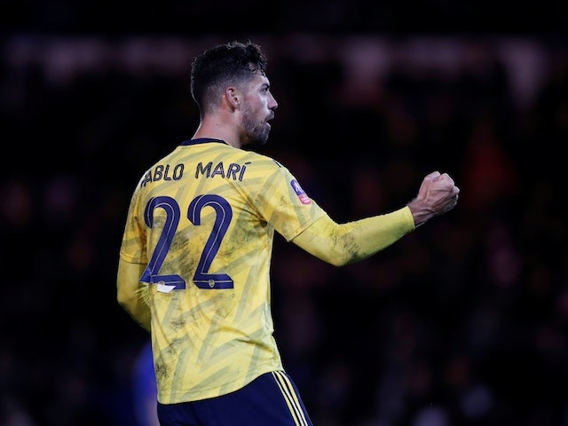 Pablo Mari wants permanent Arsenal move