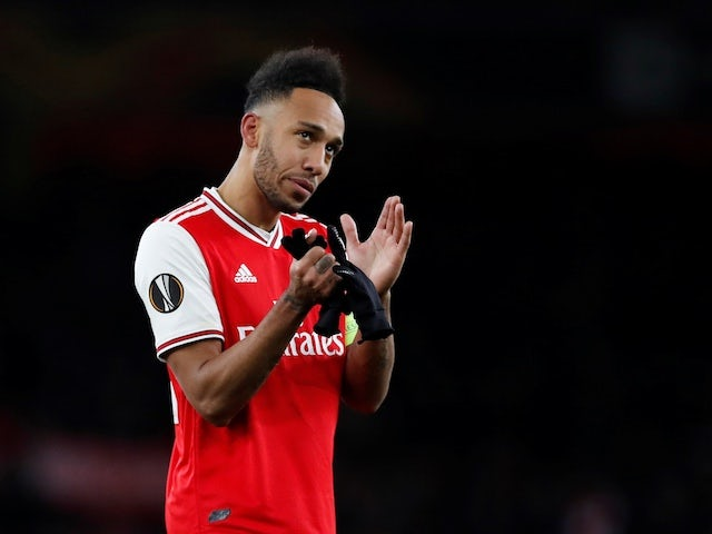 Bernd Leno confident of Pierre-Emerick Aubameyang stay