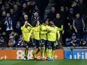 Arsenal ease past Portsmouth to book place in FA Cup quarter-final